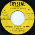 Derrick Harriott, Chosen Few - Psychedelic Train (Crystal)