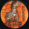 Pat Kelly - What Am I To Do (Horse UK)
