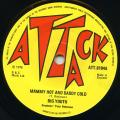 Big Youth - Mammy Hot And Daddy Cold (Attack UK)