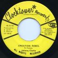 Johnny Clarke - Creation Rebel (Clocktower US)
