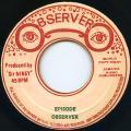 Niney The Observer - Episode (Observer)