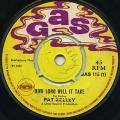Pat Kelly - How Long Will It Take (Gas UK)