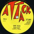 Ronnie Davis - Same Folks (Attack UK)