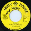 George Nooks - Darling (Your Love Is Amazing) (Unity House US)