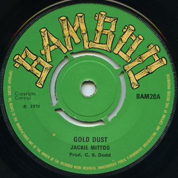 Jackie Mittoo - Gold Dust (Bamboo UK)