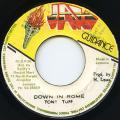 Tony Tuff - Down In Rome (Jah Guidance)