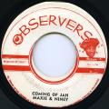 Max Romeo, Niney - Coming Of Jah (Observer)
