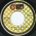 Heptones - We Got To Be Free (TR Groovemaster)