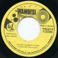 Winston Francis - Go Find Yourself A Fool (Wambesi UK)