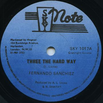 Fernando Sanchiez - Three The Hard Way (Sky Note UK)