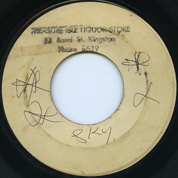 Baba Brooks - Strong Arm (Duke Reid-Pre)