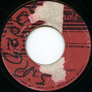 The Gaylads - Lynn Taitt and The Jets - It's Hard To Confess - I Need Your Loving