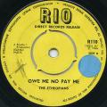 Ethiopians - Owe Me No Pay Me (Rio UK)