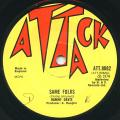 Ronnie Davis - Same Folks (Attack UK)