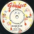 Winston Jones - You Make Me Cry (Gay Feet UK)