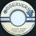 Peter Broggs - Blood Stain (Observer)