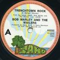 Bob Marley, Wailers - Trench Town Rock (Live) (Island NZ)