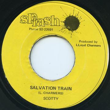 Scotty - Salvation Train (Splash)