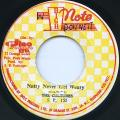 Culture - Natty Never Get Weary (High Note)