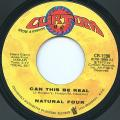 Natural Four - Can This Be Real (Curtom US)