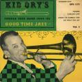Kid Ory's Creole Jazz Band - Panama; Under The Bamboo Tree (Good Time Jazz UK)