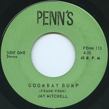 Jay Mitchell - Goombay Bump (Penn's EU)