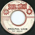 Pat Kelly - Soulful Love (Sun Shot)