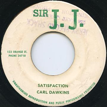 Carl Dawkins Satisfaction
