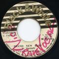 Larry Marshall - Brand New Baby (Black & White)