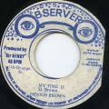 Dennis Brown - My Time (Observer)