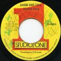 Horace Andy - Show And Tell (Remix) (Studio One US)
