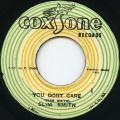 Slim Smith - You Don't Care (Coxsone)