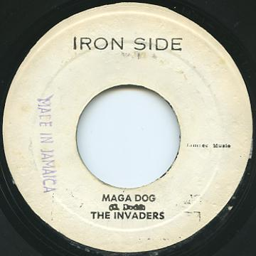 Invaders - Maga Dog (Iron Side)