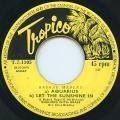 Esquires With Brass - Aquarius/Let The Sunshine In (Tropico (Trinidad))