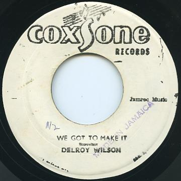Delroy Wilson, Hortense Ellis - We're Gonna Make It (Coxsone 2nd)