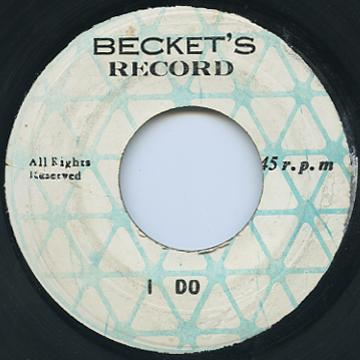 Denroy Morgan - I Do (I'll Do Anything) (Becket's)