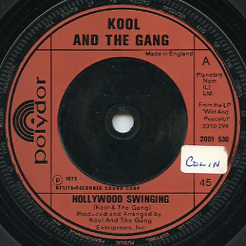 Reggaecollector Com Kool Amp The Gang Hollywood