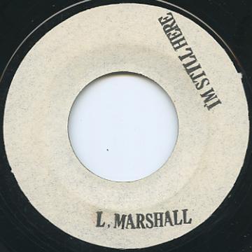 Winston Samuels - I'm Still Here (Prince Buster-Pre)