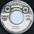 Dennis Brown - Cassandra (Observer)