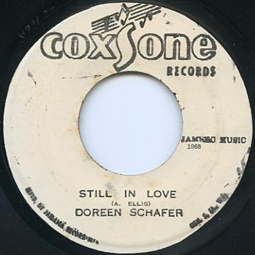Doreen Schaffer - Still In Love (Coxsone)