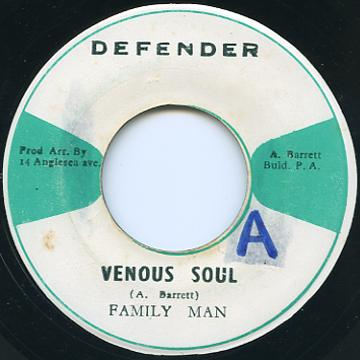 Family Man - Venous Soul (Defender)