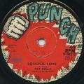 Pat Kelly - Soulful Love (Punch UK)