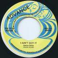 Junior Byles - I Ain't Got It (Advance)