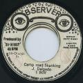 I Roy - Camp Road Skanking (Observer)