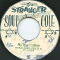 Stranger Cole, Gladdy Anderson - My Application (Stranger Soul Cole)