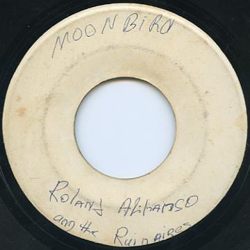 Roland Alphonso - Moon Bird (Blank)