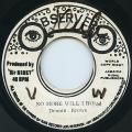 Dennis Brown - No More Will I Roam (Observer)