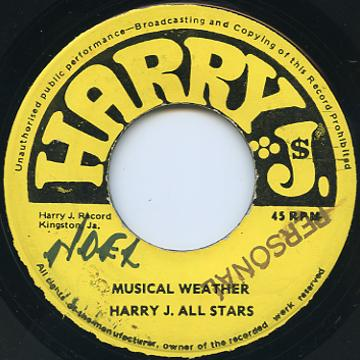 Harry J All Stars - Musical Weather (Harry J)