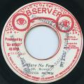 Dennis Brown - Have No Fear (Observer)