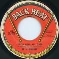 O. V. Wright - I Was Born All Over (Back Beat US)